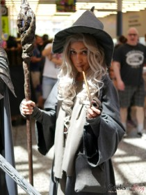 Gandalf - Montreal Comiccon 2018 - Photo by Geeks are Sexy