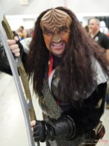 Klingon - Montreal Comiccon 2018 - Photo by Geeks are Sexy