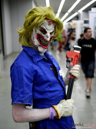The Joker - Montreal Comiccon 2018 - Picture by Geeks are Sexy
