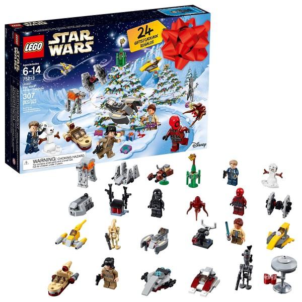Todays Hottest Deals Save Big On Lego Star Wars Advent Calendar