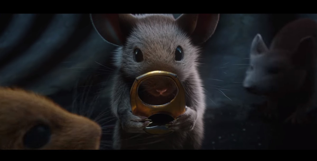 Mice: Lord of the Rings with Rats [Short CGI Film]