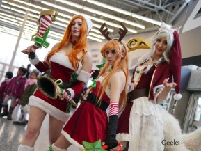 League of Legends - Montreal Mini-Comiccon 2018 - Photo by Geeks are Sexy