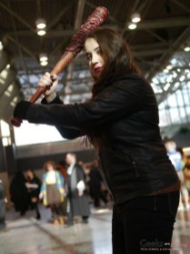 Negan - Montreal Mini-Comiccon 2018 - Photo by Geeks are Sexy