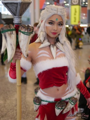 Montreal Mini-Comiccon 2018 - Photo by Geeks are Sexy