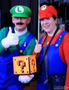 Mario and Luigi - Shawicon 2019