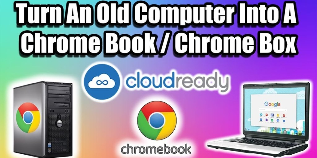 HOW TO: Run Chrome OS From a USB Drive on a Old Computer