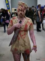 Silent Hill Nurse - Ottawa Comiccon 2019 - Photo by Geeks are Sexy