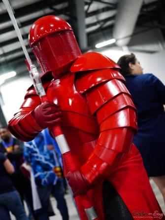 Elite Praetorian Guard - Ottawa Comiccon 2019 - Photo by Geeks are Sexy