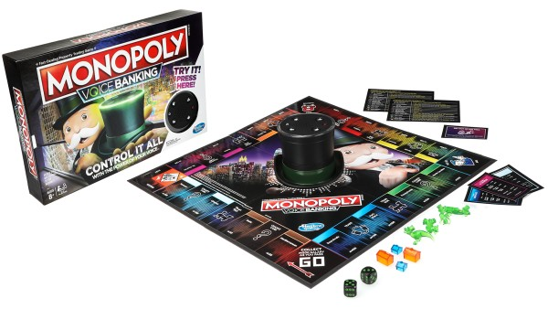 New Version of Monopoly Has a Smart A.I. Banker That Prevents Cheating