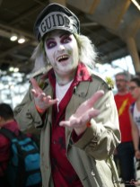 Beetlejuice - Photo by Geeks are Sexy at Montreal Comiccon 2019