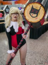Harley Quinn - Photo by Geeks are Sexy at Montreal Comiccon 2019
