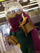 Mysterio - Photo by Geeks are Sexy at Montreal Comiccon 2019