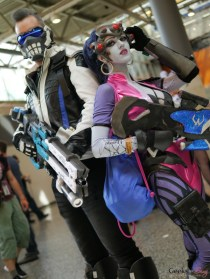 Overwatch - Photo by Geeks are Sexy at Montreal Comiccon 2019