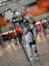 Reinhardt - Photo by Geeks are Sexy at Montreal Comiccon 2019