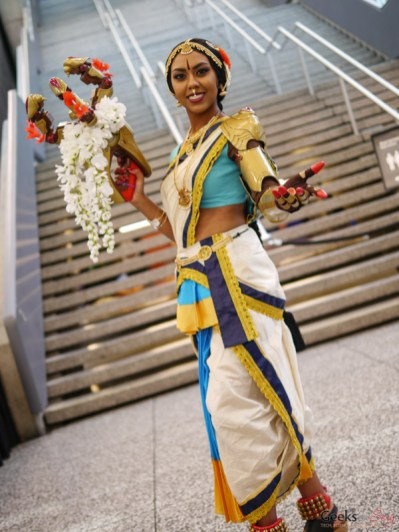 Symmetra - Photo by Geeks are Sexy at Montreal Comiccon 2019