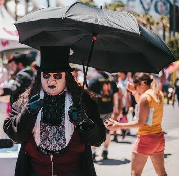 San Diego Comic-Con 2019 - Photo by Track 7 Media
