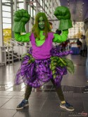 Princess Hulk - Quebec Comiccon 2019 - Photo by Geeks are Sexy