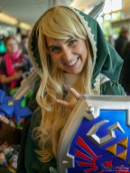 Rule 63 Link - Quebec Comiccon 2019 - Photo by Geeks are Sexy