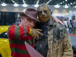 Freddy and Jason - Quebec Comiccon 2019 - Photo by Geeks are Sexy