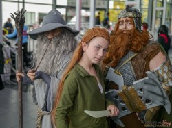 Lord of the Rings - Quebec Comiccon 2019 - Photo by Geeks are Sexy