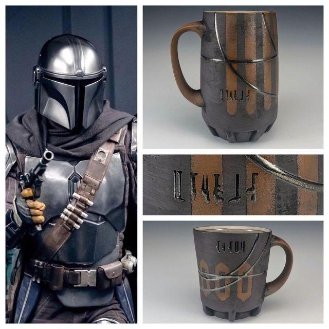 Mandalorian Mug