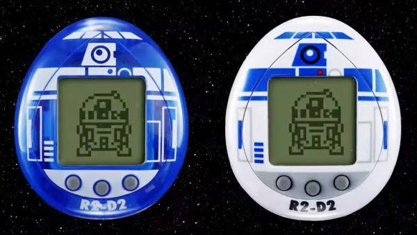 R2-D2 Digital Pet
