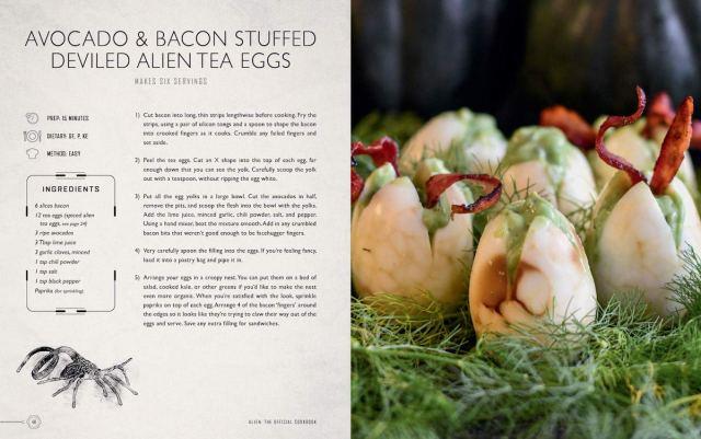Official Alien Cookbook