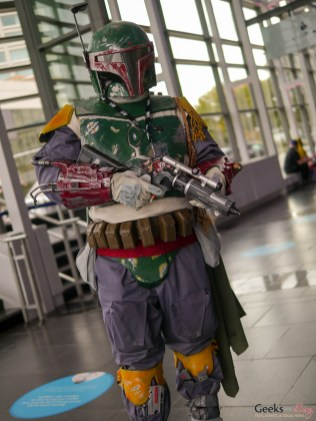 Boba Fett - Photo by Geeks are Sexy at Quebec City ComicCon 2021