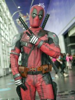 Deadpool - Photo by Geeks are Sexy at Quebec City ComicCon 2021