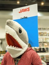 Jaws - Photo by Geeks are Sexy at Quebec City ComicCon 2021