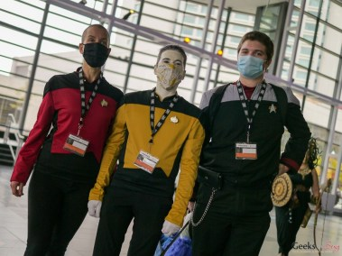 Star Trek - Photo by Geeks are Sexy at Quebec City ComicCon 2021