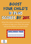 Boost your child's maths scores by 20% with this easy-to-follow guide