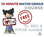 10-Minute Maths Genius Course
