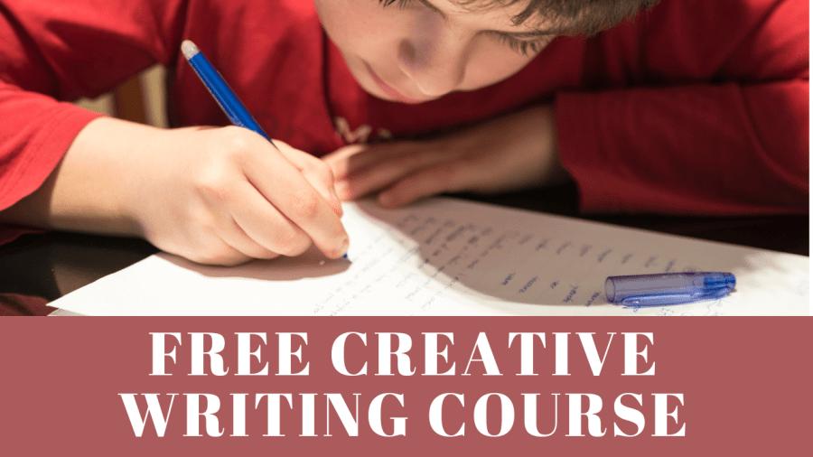 Free Creative Writing Course