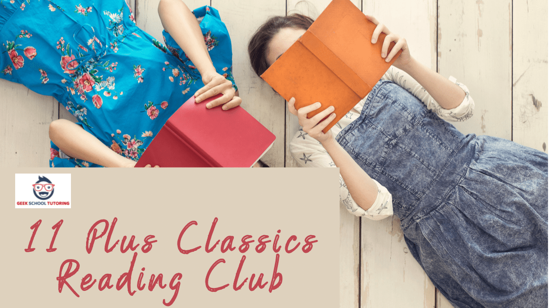 11 Plus classics reading Club