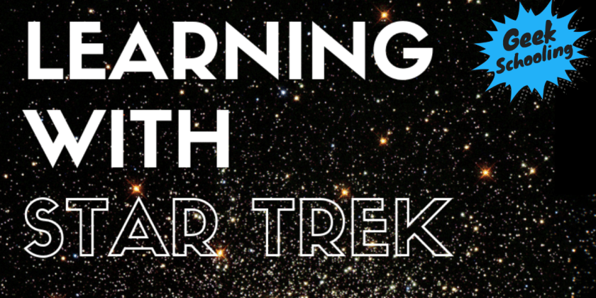 learning with star trek