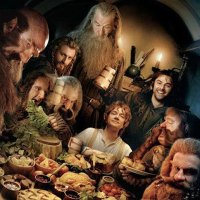 Eat like a Hobbit, Walk like a Hobbit