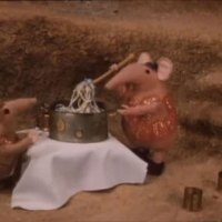 A Blue String Pudding Recipe for my Clangers Diet