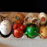 Monster Eggs for Easter: How Many Can You Guess?