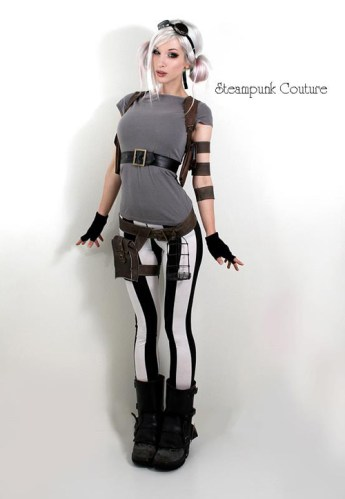 Steampunk girl Kato