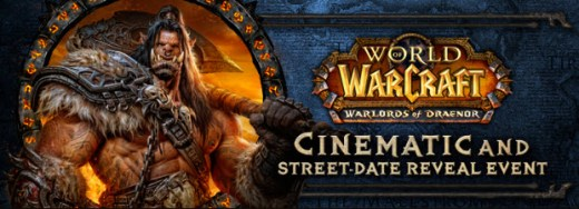 Warlords of Draenor Announce