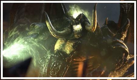 Warlords of Draenor Cinematic Screenshot