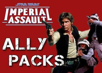Ally Packs for Star Wars Imperial Assault