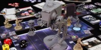 Imperial Assault Gameplay - Rebels vs AT-ST
