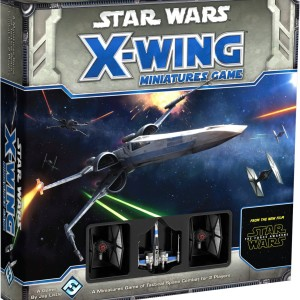 The Force Awakens core set for X-Wing Miniatures