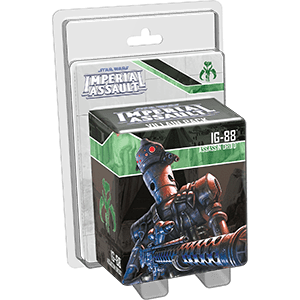 IG-88 Villain Pack for Star Wars Imperial Assault
