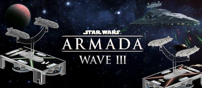 Star Wars Armada Wave 3