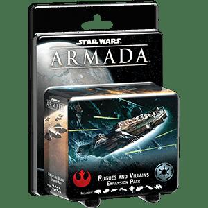 Star Wars Armada - swm14 - Rebels and Villains
