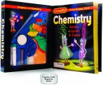 Science Wiz Chemistry Set and Book