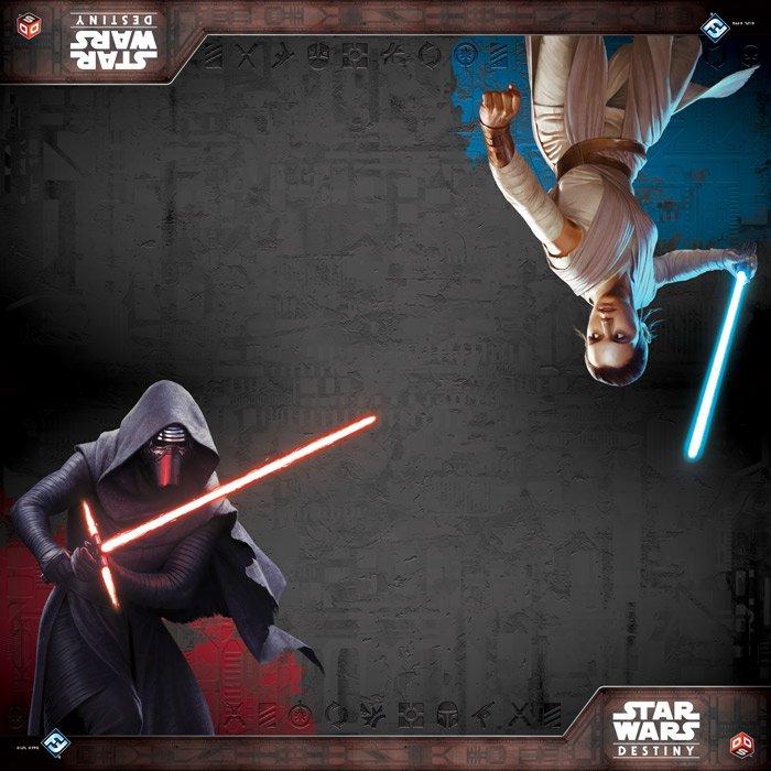 Star Wars Desntiny Awakenings Playmat